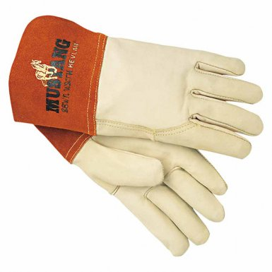 MCR Safety 4950M Memphis Glove Mustang Welding Gloves