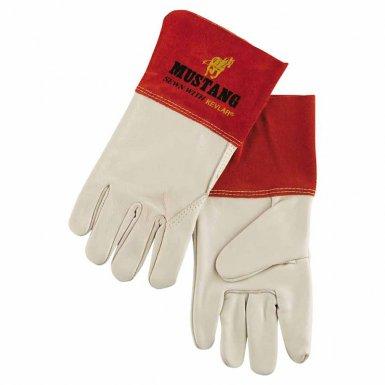 MCR Safety 4950XL Memphis Glove Mustang Welding Gloves