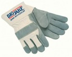 MCR Safety 16010L Memphis Glove Sidekick Double Select Side Leather Gloves