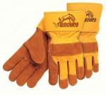 MCR Safety 1680 Memphis Glove Premium Side Split Cow Gloves