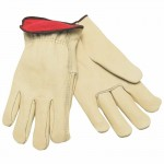 MCR Safety 3611XL Memphis Glove Premium-Grade Leather Driving Gloves