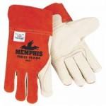 MCR Safety 4921 Memphis Glove Red Ram Mig/Tig Welders Gloves