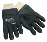 MCR Safety 6100S Memphis Glove Premium Double-Dipped PVC Gloves