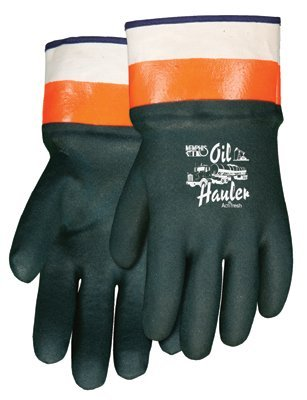 MCR Safety 6410 Memphis Glove Premium Double-Dipped PVC Gloves
