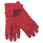 MCR Safety 4320 Memphis Glove Premium Shoulder Leather Welders Gloves