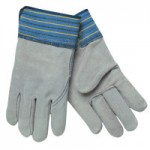 MCR Safety 1417XXL Memphis Glove Select Split Cow Gloves