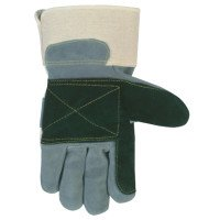 MCR Safety 16012XL Memphis Glove Sidekick Double Select Side Leather Gloves