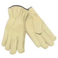MCR Safety 3401XL Memphis Glove Pigskin Drivers Gloves