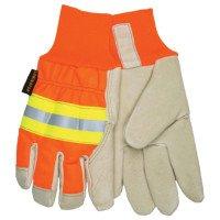 MCR Safety 3440XL Memphis Glove Luminator Gloves