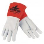 MCR Safety 4840XL Memphis Glove Red Ram Mig/Tig Welders Gloves