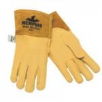 MCR Safety 4984L Memphis Glove Big Buck MIG/TIG Welding Gloves