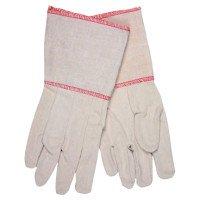 MCR Safety 8200G Memphis Glove Cotton Canvas Gloves with Plasticized Gauntlet Cuff