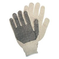 MCR Safety 9650SM Memphis Glove PVC Dot String Knit Gloves