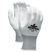 MCR Safety 9669XL Memphis Glove PU Coated Gloves