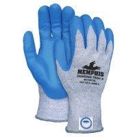 MCR Safety 9672DT5L Memphis Glove Diamond Tech 5 Gloves
