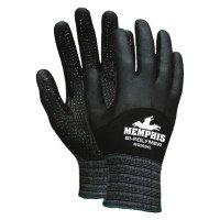 MCR Safety MG9694L Memphis Glove Bi-Polymer Coated Gloves
