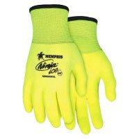 MCR Safety N9690HVXL Memphis Glove Ninja Ice Hi-Vis Gloves