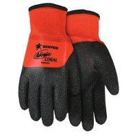 MCR Safety N9695L Memphis Glove Ninja Coral Gloves