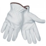 MCR Safety 3611S Memphis Glove Premium-Grade Leather Driving Gloves