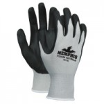 MCR Safety 9673XL Memphis Glove Foam Nitrile Gloves