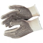 MCR Safety 9660XSM Memphis Glove PVC Dot String Knit Gloves
