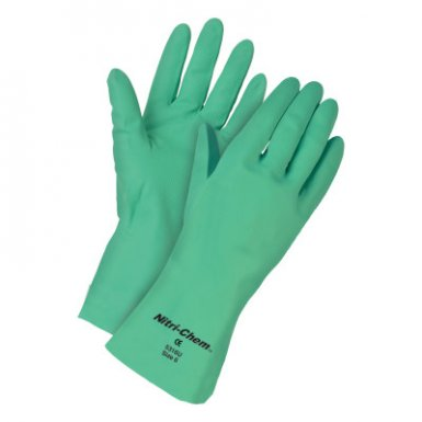 MCR Safety 5317U Nitri-Chem Nitrile Gloves