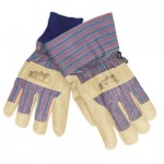 MCR Safety Premium Grain Leather Palm Gloves