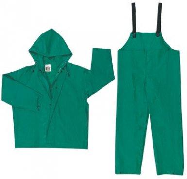 MCR Safety 3882S River City Dominator 2-Piece Rain Suits