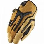 Mechanix Wear CG50-75-009 Commercial Grade Full Leather Heavy Duty Gloves