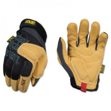 Mechanix Wear PP4X-57-011 Material4X Padded Palm Gloves