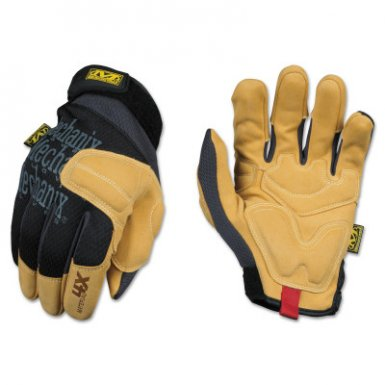 Mechanix Wear PP4X-57-009 Material4X Padded Palm Gloves