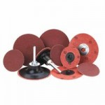 Merit Abrasives 69957399641 Aluminum Oxide Plus Quick Change Cloth Discs