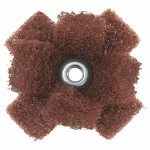 Merit Abrasives 8834188585 Cross Buffs