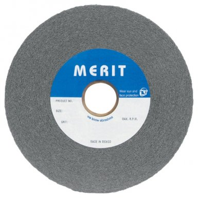 Merit Abrasives 5539512597 Deburr & Finish Wheel