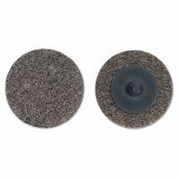Merit Abrasives 66261054186 Deburring & Finishing Button Mount Wheels Type lll