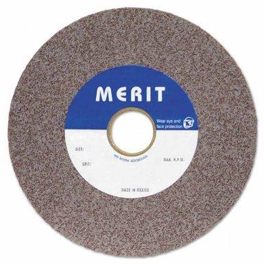 Merit Abrasives 5539531605 Heavy Deburring Convolute Wheels