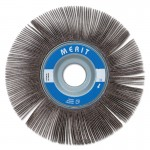 Merit Abrasives 8834122311 High Performance Large Flap Wheels