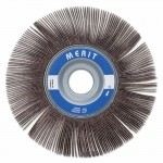 Merit Abrasives 8834123027 High Performance Flap Wheels