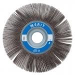 Merit Abrasives 8834124023 High Performance Large Flap Wheels