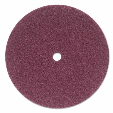 Merit Abrasives 8834162411 High Strength Buffing Discs
