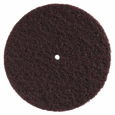 Merit Abrasives 8834162412 High Strength Buffing Discs