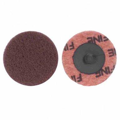 Merit Abrasives 8834166314 Merit PowerLock Buffing Discs-Type III