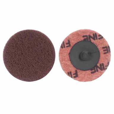 Merit Abrasives 8834166316 Merit PowerLock Buffing Discs-Type III
