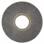 Merit Abrasives 5539512658 Non-Woven Flap Wheels with Arbor Hole Mount