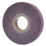 Merit Abrasives 66261189993 Non-Woven Flap Wheels with Mounted Steel Shank