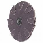 Merit Abrasives 8834184079 Overlap Slotted Alo Resin Bonded Discs-2 Ply