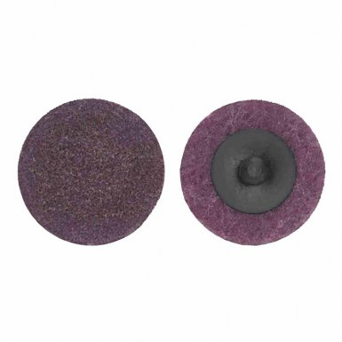 Merit Abrasives 8834161654 PowerLock Buffing Discs-Type III