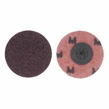 Merit Abrasives 8834166280 PowerLock Buffing Discs-Type I