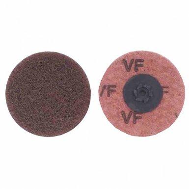 Merit Abrasives 8834166286 PowerLock Buffing Discs-Type I