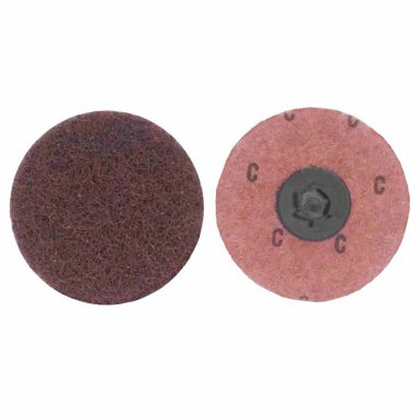 Merit Abrasives 8834166293 PowerLock Buffing Discs-Type I